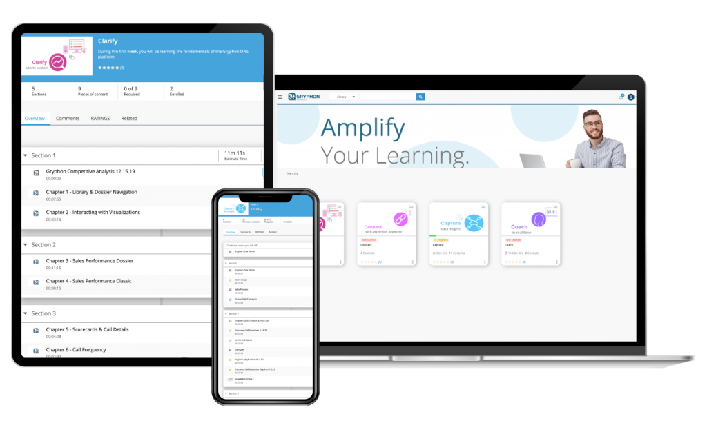 Gryphon Networks Integrates Learning System into Platform
