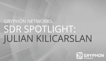 SDR Spotlight: Julian Kilicarslan