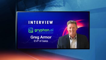 SalesTechStar Interview with Greg Armor, Executive Vice President of Sales, Gryphon.ai